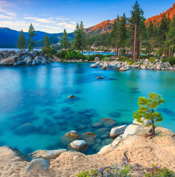 Lake Tahoe kayaking tour – Sunrise kayak adventure