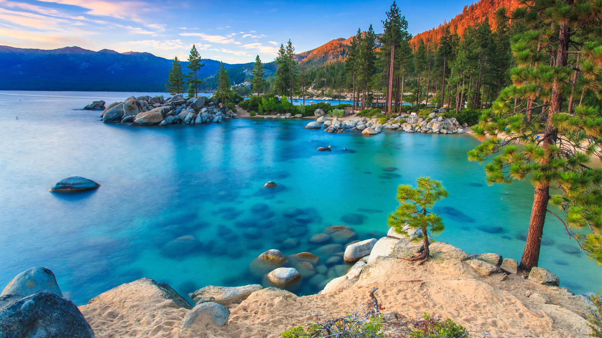 Lake Tahoe kayaking tour - Sunrise kayak adventure