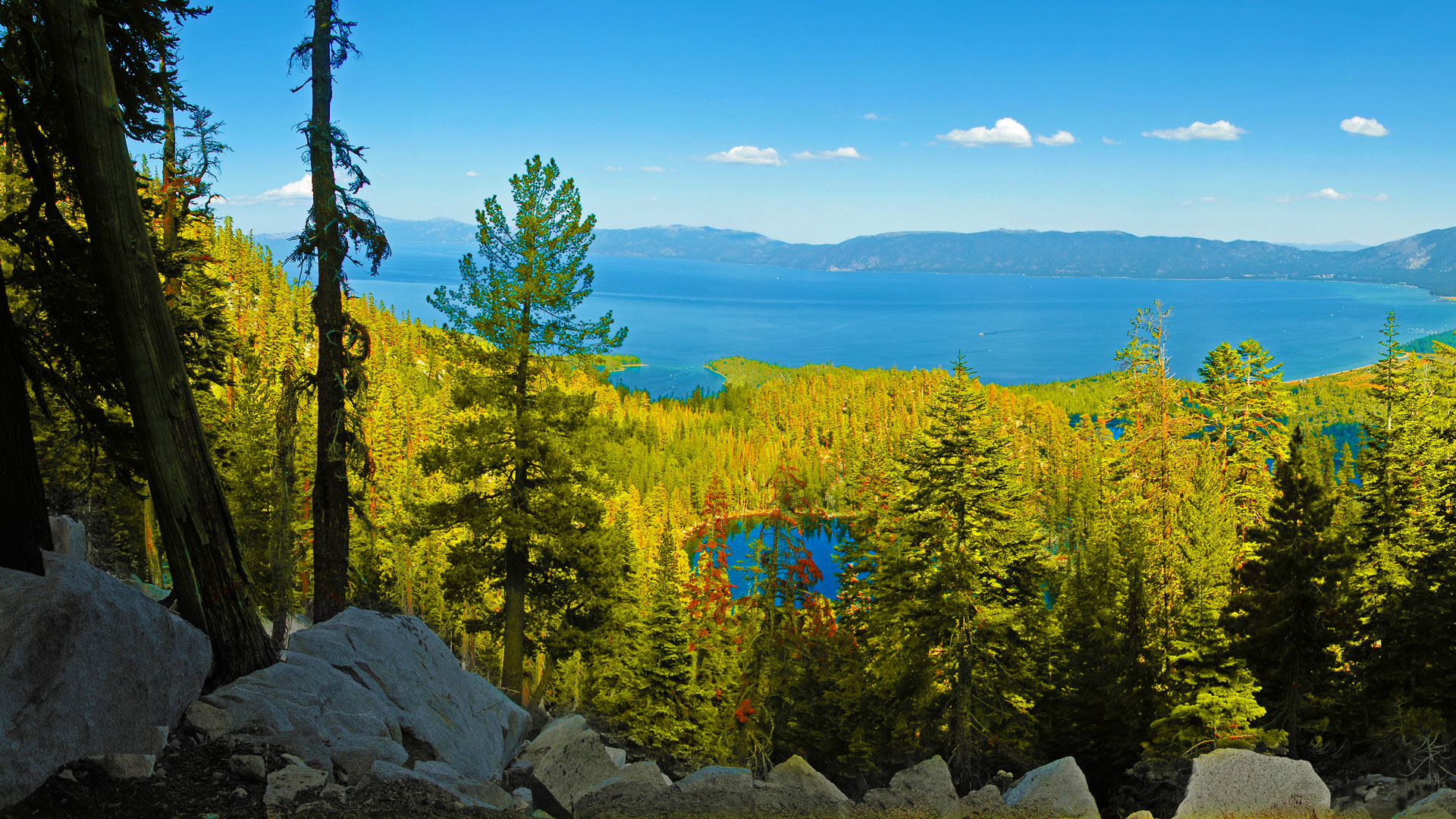 hiking adventure Tahoe tours backcountry backpacking trails
