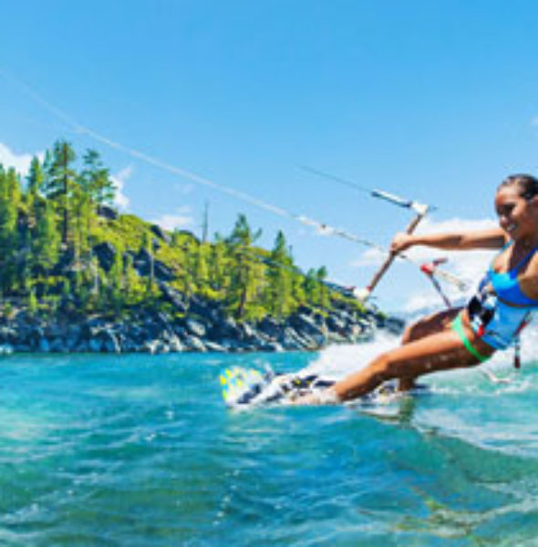 Kiteboard Lake Tahoe Lessons