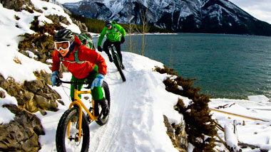 FAT BIKE SNOW ADVENTURE